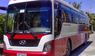 Hyundai Aero Space 45 chỗ – Đỏ